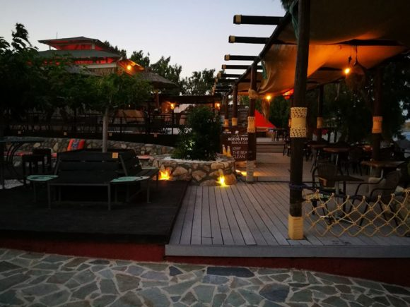 Nightlife Kos Agios Fokas Beach Bar