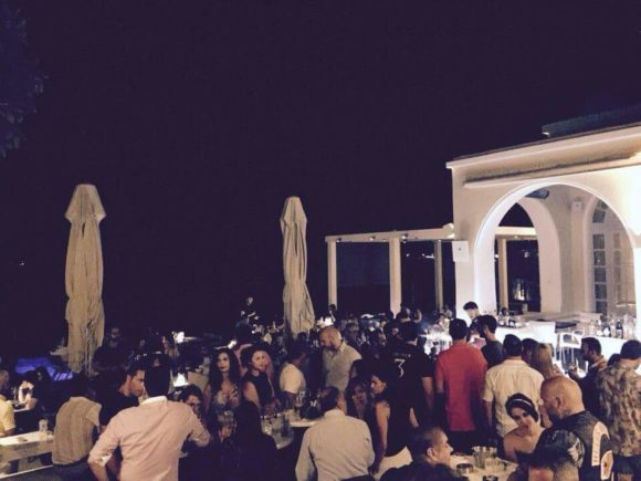 Nightlife Kos Avra ​​Lounge Cafe