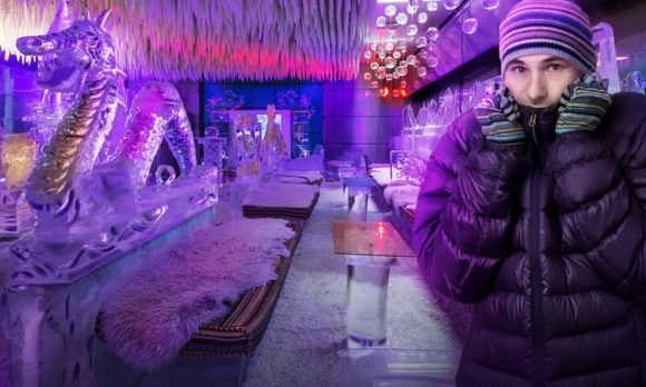 Vita notturna Dubai Chill Out Lounge