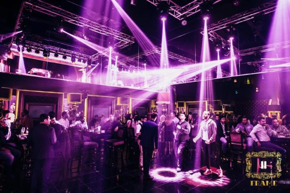 Vita notturna Dubai Frame Night Club