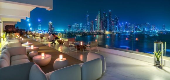 Vita notturna Dubai THE PENTHOUSE at FIVE Palm Jumeirah Dubai