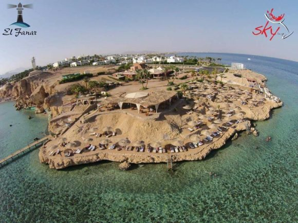 Vita notturna Sharm el Sheikh El Fanar Beach and Restaurant