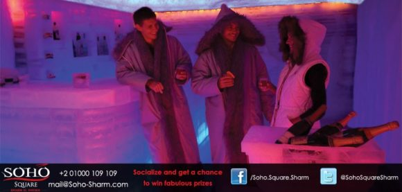 Vita notturna Sharm el Sheikh Ice Bar