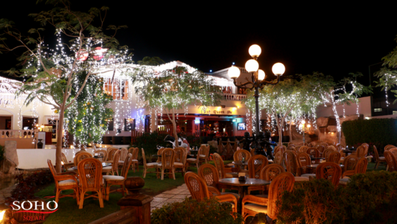 Vita notturna Sharm el Sheikh Queen Vic British Pub