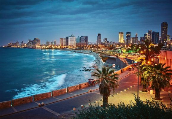 Vita notturna Tel Aviv by night