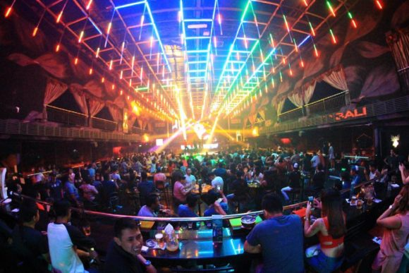 Nightlife Boshe VVIP Club Bali Kuta Beach