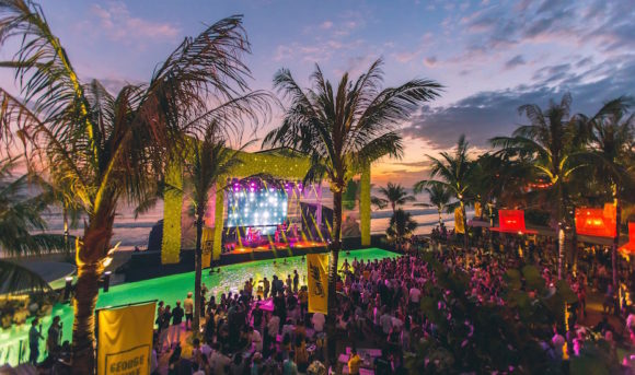 Nightlife Bali Potato Head Beach Club in Seminyak