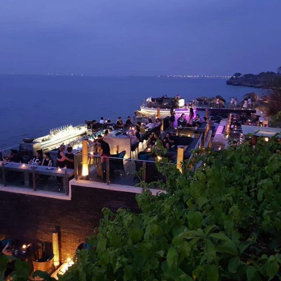 Nightlife Bali Rock Bar