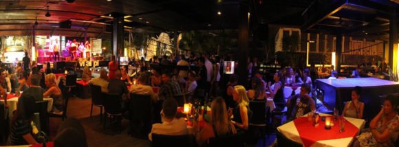Nightlife Bali There Ai Pi Legian Kuta Beach