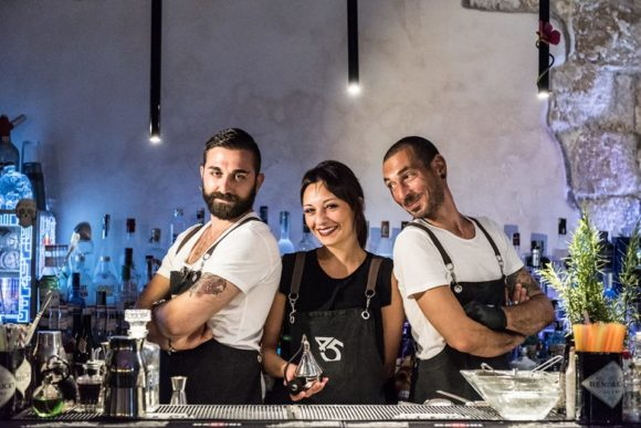 Vita notturna Salento Quarantacinque Cocktail Bar Lecce