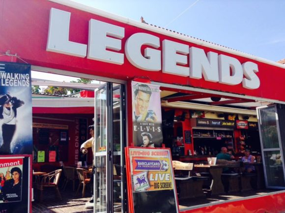 Vita notturna Zante Legends Sports Bar Argassi