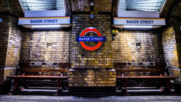 What to see what to visit in London Baker Street