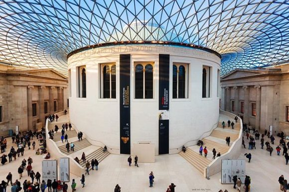 What to see what to visit British Museum in London