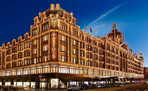 What to see what to visit Harrods in London