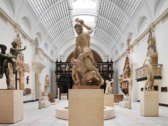 What to see in London what to visit Victoria and Albert Museum
