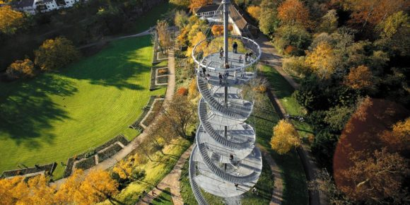What to see what to visit in Stuttgart Killesbergturm