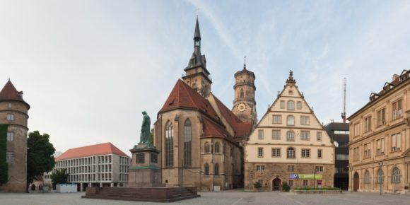 What to see what to visit in Stuttgart Stiftskirche
