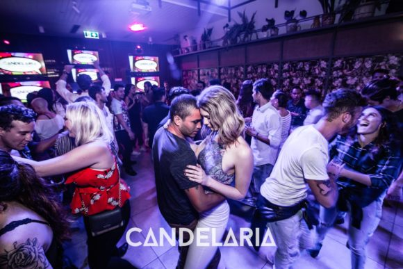 Nightlife Sydney Candelaria