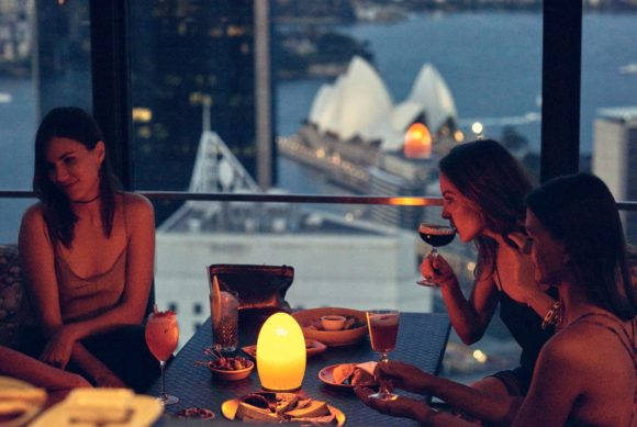 Vita notturna Sydney O Bar and Dining