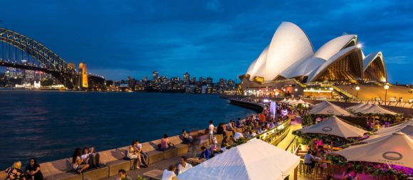 Nightlife Sydney Opera Bar