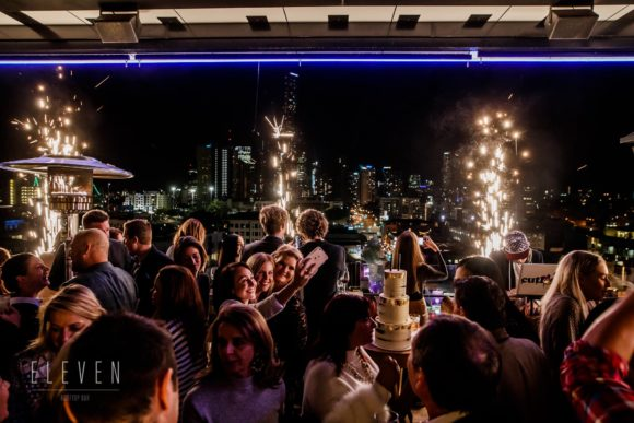 Noite Brisbane Onze Rooftop Bar