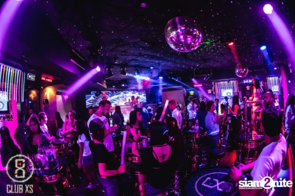 Nightlife Bangkok Club XS