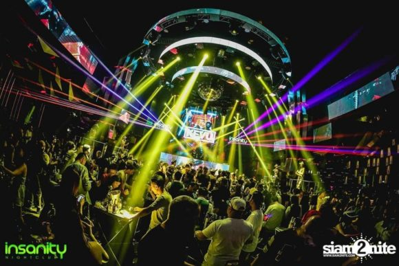 Nightlife Nightclub Bangkok Insanity