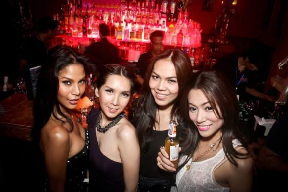 Nightlife Bangkok Mixx Discotheque