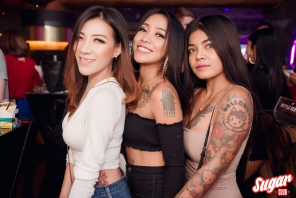 Nightlife Bangkok Sugar Club