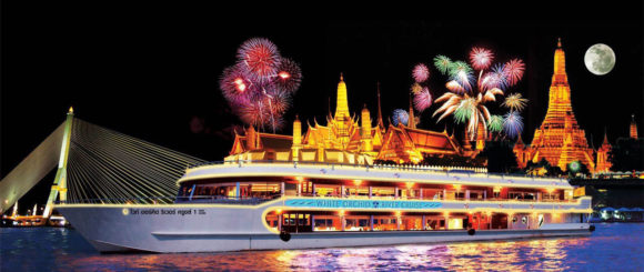 Nightlife Bangkok river cruises