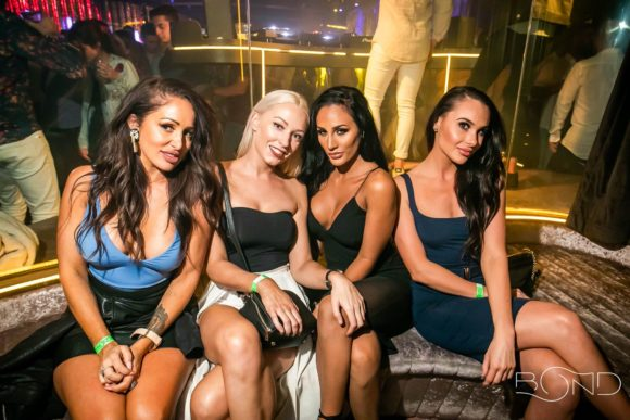 Nightlife Melbourne Bond girls