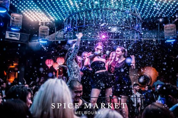 Nightlife Melbourne Spice Market