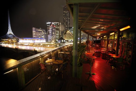 Nightlife Melbourne Transit Rooftop Bar