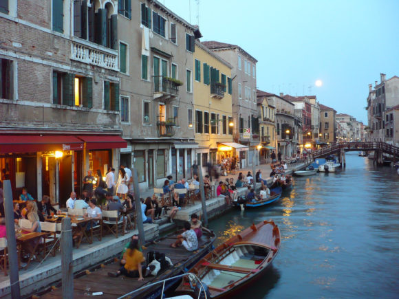 Nightlife Venice Cannaregio Foundation of Mercy
