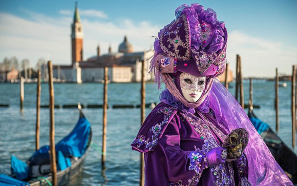Nightlife Venice Carnival