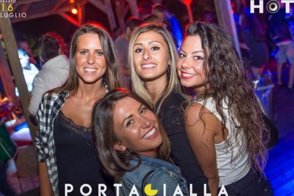 Nightlife Porta Venezia Mestre Yellow