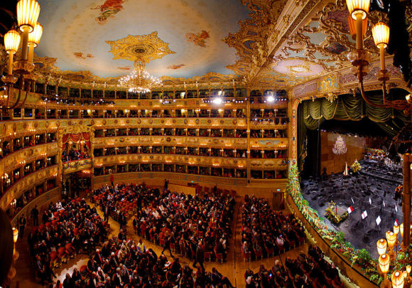 Nightlife Venice Teatro La Fenice