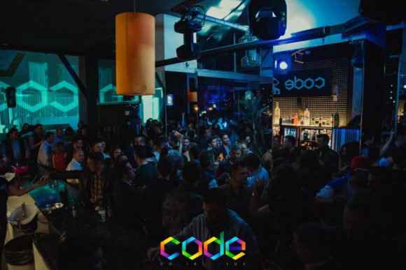 Alicante Nightlife Code Social Club