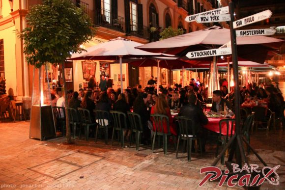 Nightlife Bar Picasso Malaga