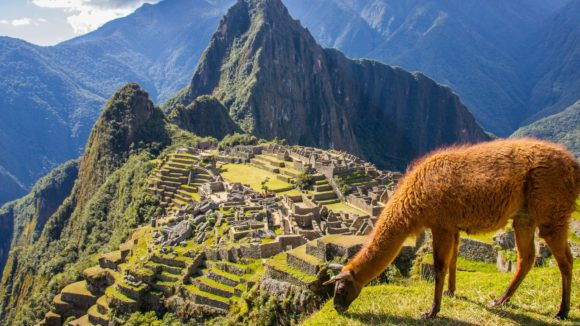 Machu Picchu wonderful destinations