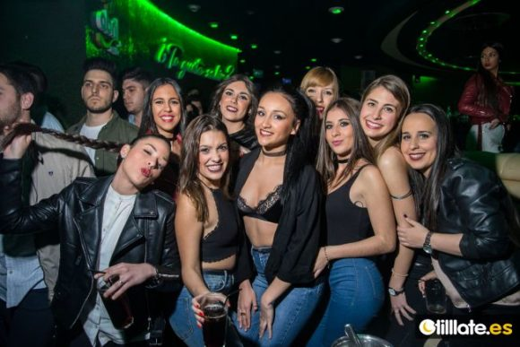 Nightlife Abril Seville Club