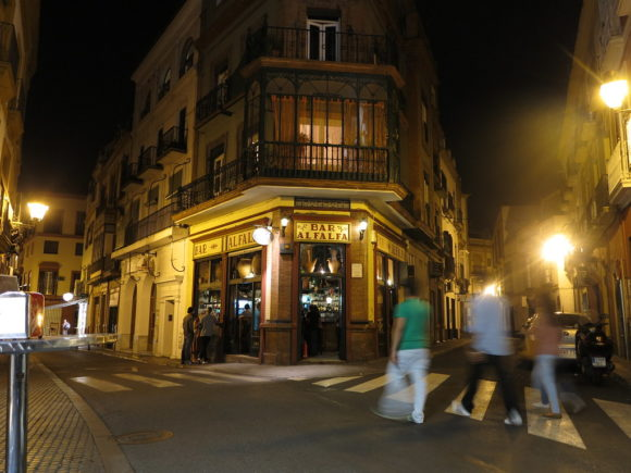 Nightlife Seville Alfalfa