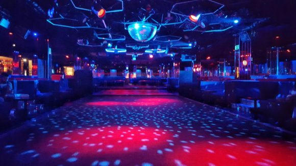 Nightlife Nightclub Seville Holiday