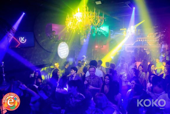 Nightlife Seville KOKO Club