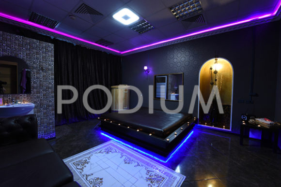 Salões de Moscou Podium spa de massagem
