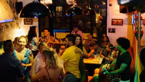 Nightlife Istanbul Azucar Latin Bar & Food