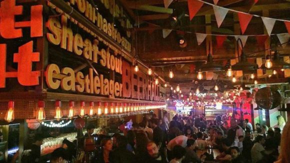 Natteliv Istanbul Beer Hall