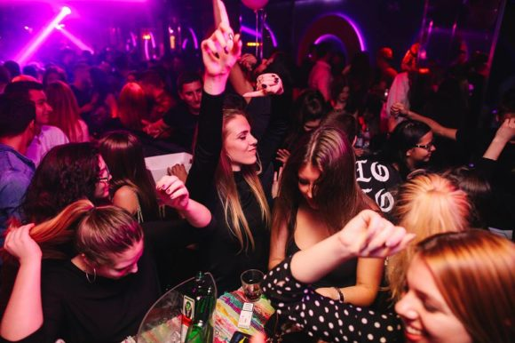 Nightlife Zagreb discotheques