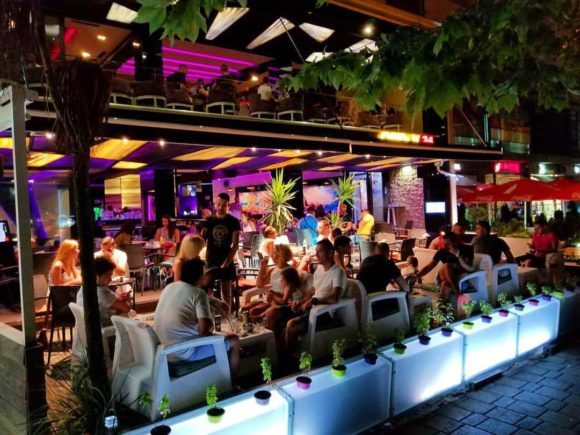 Nightlife Tirana Onyx Lounge Bar