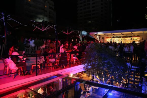 Nightlife Tirana Salt Rest